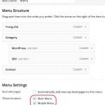 Hướng dẫn tạo Menu hỗ trợ Responsive cho site WordPress