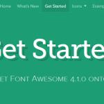 Hướng dẫn thiết kế giao diện WordPress với Font Awesome bắt mắt